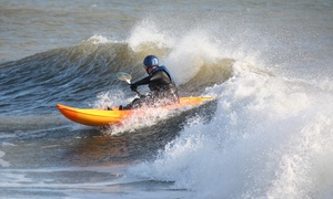 Oxwich Watersports: Two-Hour Kayaking or Windsurfing with Optional Tuition for One or Two at Oxwich Watersports (Up to 56% Off)