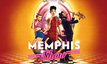 2 places cocktail   spectacle pour Memphis Show pour 2 personnes à 29,90 € à L'Hôtel Casino Barrière de Lille