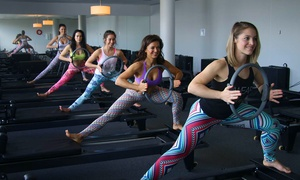 Pure Pilates Studios - Everton Hills: Three ($14) or Five ($19) Pilates Class Pass at Pure Pilates Studios - Everton Hills (Up to $175 Value)