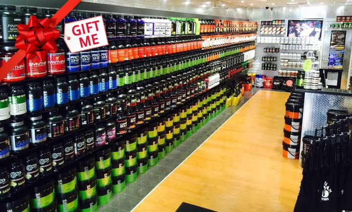 $49 for Sports Pack with $80 Value to Spend Australian Sports Nutrition - Darlinghurst (Up to$129.95 Value)