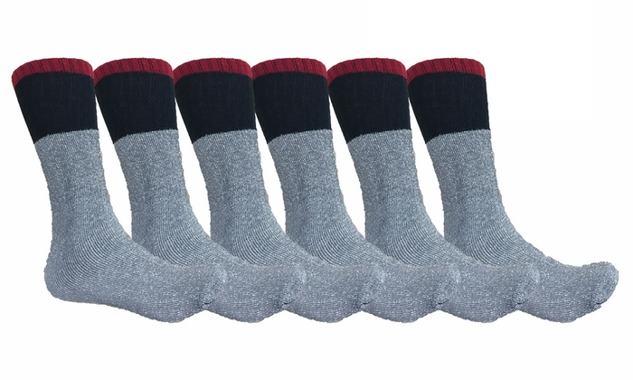 543de597d Up To 38% Off on Polar Extreme Men's Socks | Groupon Goods