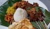 Indonesisch 3-gangendiner