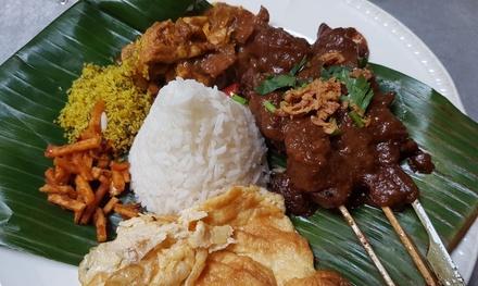 Authentiek Indonesisch 3gangendiner incl. rijsttafel bij Indonesisch Restaurant Surabaya in Eindhoven
