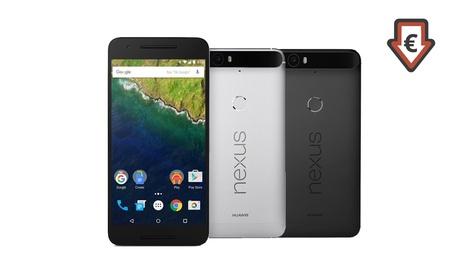 Huawei Nexus 6P ricondizionati disponibili in 2 colori