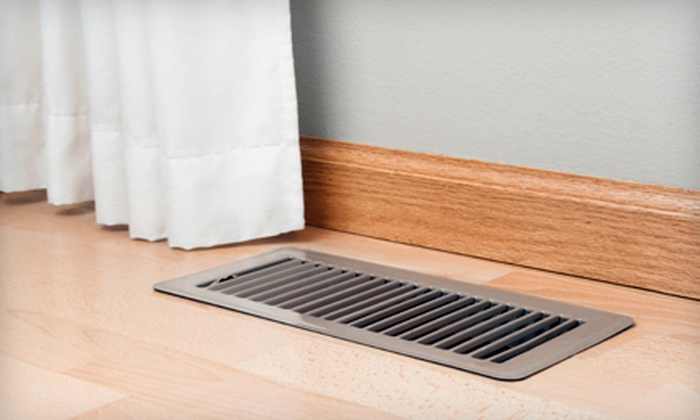 Texas Pressure Cleaning - Lubbock: $69 for an Air-Duct Cleaning for Seven Vents and One Main Unit from Texas Pressure Cleaning ($227.92 Value)