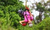 NorthShore Zipline Co. - Makawao: $84  for a 7-Line Zipline Tour at NorthShore Zipline Co.