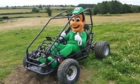 Off-Road Buggy Racing Safari for One or Two at Woburn Farm (Up to 43% Off)