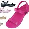 Dawgs Kids' 3-Strap Sandals
