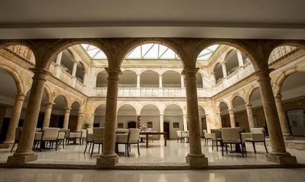 Belmonte: 1 o 2 noches para dos con desayuno, detalle y opción a spa en Palacio Infante Don Juan Manuel Hotel Spa 4*