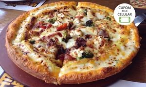 Pizzaria York: Pizzaria York – Abolição: rodízio de pizzas para 1 pessoa