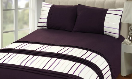 Rapport Home Brooklyn Duvet Cover Set