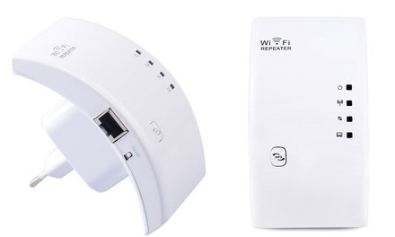 wlan repeater f r high speed wifi groupon goods. Black Bedroom Furniture Sets. Home Design Ideas
