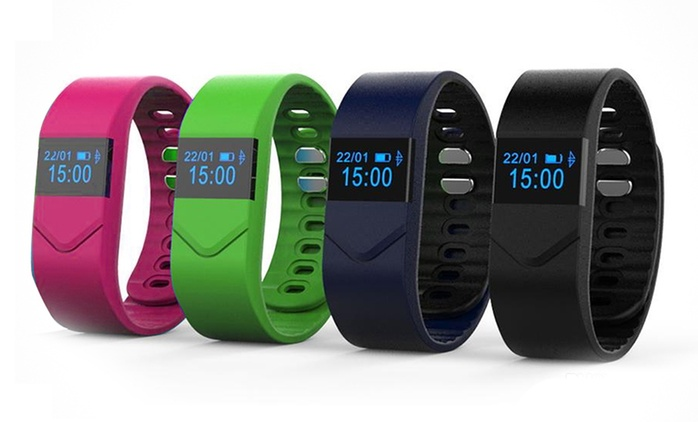 $34.95 for a TODO Fitness Tracker with a Heart Rate and Blood Pressure Monitor