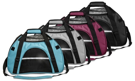 Airline Approved Four Season Pet Carriers - Multiple Color