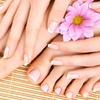 Up to 35% Off Tropical Pedicures and Collagen Manicures