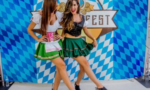 Octoberfest: Octoberfest Event at Marlins Park on Saturday, October 1, at 2 p.m.
