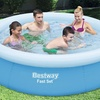 """Bestway 78"""" Inflatable Family Pool"""