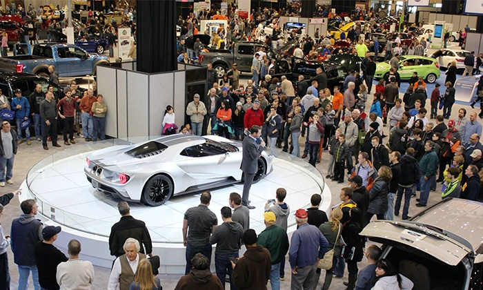 Cleveland Auto Show - Cleveland IX Center: $10 for Visit to Cleveland Auto Show ($13 Value)