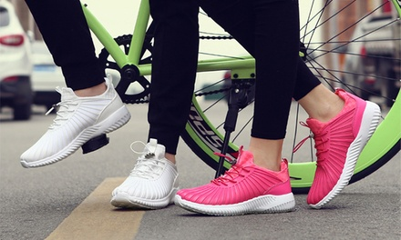$29 for a Pair of Unisex Breathable LaceUp Runners