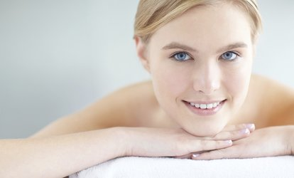 image for One-Hour Pamper Package with Choice of Treatments at Butterfly Beauty (Up to 44% Off)