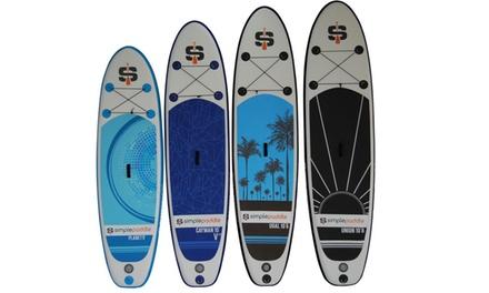 Aufblasbares Stand-Up-Paddle-Board im Modell nach Wahl mit Zubehör  (Koln)