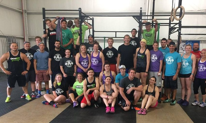 CrossFit Allendale - Westside Connection: Up to 65% Off Intro Crossfit Classes at CrossFit Allendale