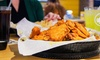 Up to 47% Off Food and Drinks at Buffalo Wild Wings
