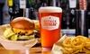 10% Cash Back at Stackhouse Burgers