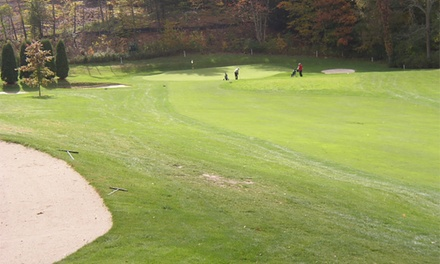 18-Hole Round of Golf for One, Two, or Four Including Cart Rental at Norwich Golf Course (Up to 47% Off)