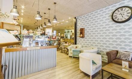 Merienda para niño con entrada al parque infantil y bebida para adulto desde 4,95 € en Magnolia Café