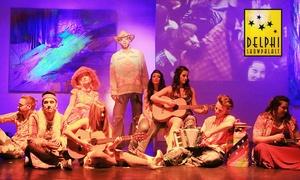 """Delphi Showpalast: Musikrevue """"Tausend Mal Du!"""" inkl. Weihnachtsessen im Dezember 2017 im Delphi Showpalast Hamburg(bis zu 50% sparen)"""