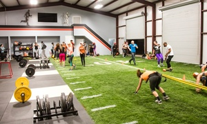 Outright Fitness: $58 for 12 Athletic Small Group Workouts at Outright Fitness ($192 value)