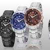 SO & CO New York Men's Luminous Multifunction Watch