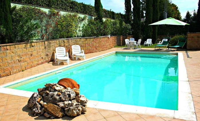 Barberino Val d'Elsa/Toskana: 1 bis 7 Nächte für Zwei inkl. Frühstück im 4* Hotel Semifonte