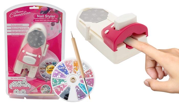 Tot 36% op Nail Art-accessoire   Groupon Producten