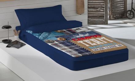 Saco nórdico con o sin relleno para cama de 90 cm disponible en varios modelos desde 41,90 €