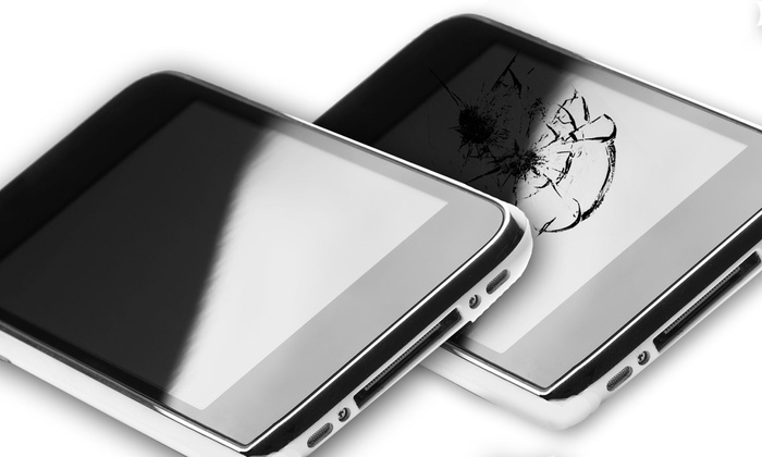 Cell Phones and More - Multiple Locations: Glass Repair for an iPhone 3G, 3GS, 4, or 4S or $20 for $40 Worth of Phone or Computer Repair at Cell Phones and More