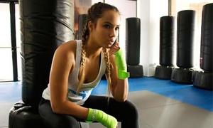 My Dojo: 5 or 10 Kickboxing Classes at My Dojo (Up to 87% Off)