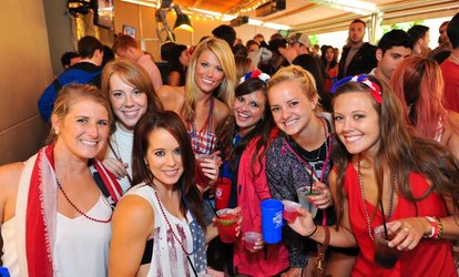 Up to 65% Off Tickets to All American Bar Crawl—Washington, DC