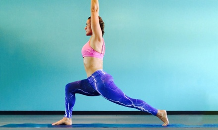 Up to 64% Off Yoga Classes at Yoga East Ooltewah