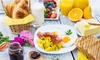York Street Café at The Strathcona Hotel - The York Street Cafe - The Strathcona Hotel: Weekend Breakfast Buffet for One, Two, or Four at The York Street Café at The Strathcona Hotel (Up to 44% Off)