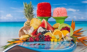 Hokulia : Hawaiian Shave Ice at Hokulia (40% Off). Two Options Available.