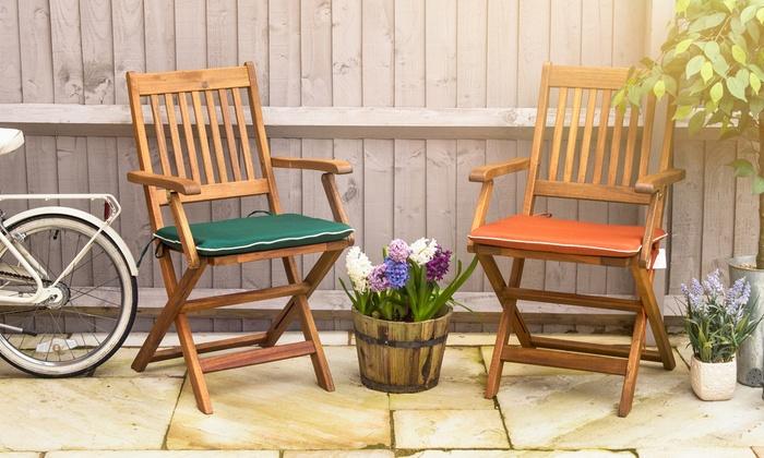 Up to Six Royalcraft Fabric Seat Cushions (£5.69)