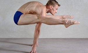 Hot Yoga Ocean Ave: Five Yoga Classes or One Month of Unlimited Yoga Classes at Hot Yoga Ocean Ave (Up to 67% Off)