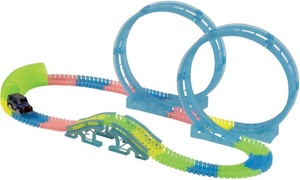 Circuit magique double looping