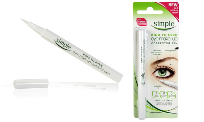 Simple Eye Make Up Corrector Pens