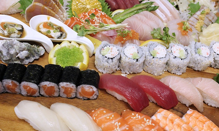 East Moon Asian Bistro & Sushi Centennial - Centennial: $13 for $20 Worth of Asian Food and Drinks at East Moon Asian Bistro & Sushi