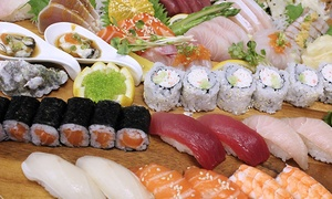 East Moon Asian Bistro & Sushi Centennial: $12 for $20 Worth of Asian Food and Drinks at East Moon Asian Bistro & Sushi