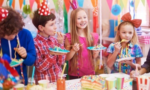 ASJ Catering & Events: Kids' Meal with Candy Cart, Candy Floss or Milkshake Stand Hire for Up to Eight at ASJ Catering & Events (Up to 54% Off)