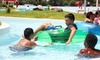 Up to 37% Off Admission to The Frog Pond Water Park